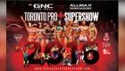 2016 IFBB Toronto Pro Supershow