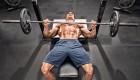 Muscle Fibers Bench Press