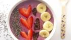 Berry Chia Smoothie Bowl