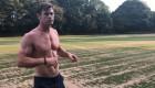9 Times Chris Hemsworth Gave Us Physique Goals on Instagram