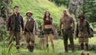 Watch: Dwayne Johnson and Kevin Hart Get On Each Others' Nerves in the New 'Jumanji: Welcome to the Jungle' Trailer