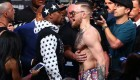 Conor McGregor vs. Floyd Mayweather Jr.: The 11 craziest, most intense moments from their New York City press conference