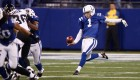 Pat McAfee Punting for Colts
