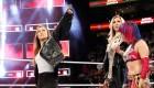 Ronda Rousey, Charlotte Flair, and Asuka