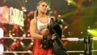 Ronda Rousey at WrestleMania 34