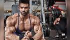 Bodybuilder Sergi Constance
