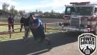 WATCH: Strongman Brian Shaw Pulls a 6 Ton Fire Truck