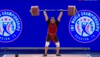 Alexey Lovchev Sets New Clean and Jerk World Record of 582 Pounds
