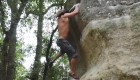 Jason Momoa Goes Rock Climbing in Spain