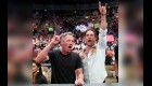 Stars out for WWE Raw Austin