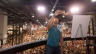 The Rock Makes Epic Appearance at the Olympia Expo