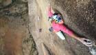 Sasha DiGiulian Free Climbs Mora Mora