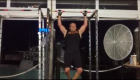 54-Year-Old Smashes Two Fitness World Records