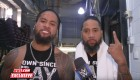 'Smackdown' Recap: The Usos Pay Tribute to Roman Reigns, Becky Lynch Attacks Charlotte at the WWE Performance Center