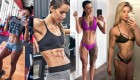 The Best Female Abs on Instagram