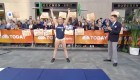 Watch: Annie Thorisdottir Absolutely Demolishes Guinness World Record