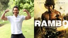 Bollywood Rambo, Tiger Shroff