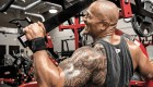 Dwayne 'The Rock' Johnson's Back Workout