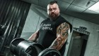 Strongman Eddie Hall