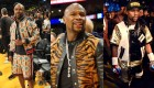 9 of Floyd Mayweather Jr.'s Most Egregious Outfits