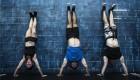CrossFit Handstand Pushup
