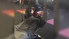James Harrison Continues to Train Like a Beast