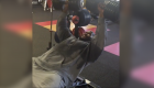 James Harrison Continues to Train Like a Beast