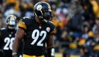 James Harrison Steelers