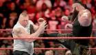 Brock Lesnar and Brawn Strowman