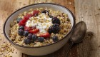 Oatmeal Fruit Bowl