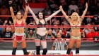 Paige, Mandy Rose, and Sonya Deville