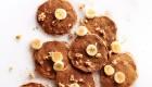 Breakfast of Champions: Peanut-Banana Pancakes