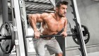 smith machine bentover row