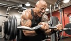 Train Like the Rock: Dwayne Johnson's Arms Routine