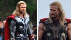 Chris Hemsworth's Stunt Double Goes to Extremes to Look Like Thor