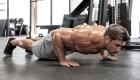 triceps pushup