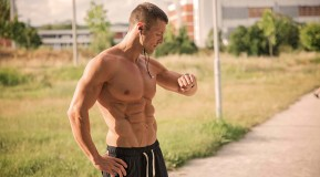 The Two-Part Plan to Get Ripped Abs in 4 Weeks thumbnail
