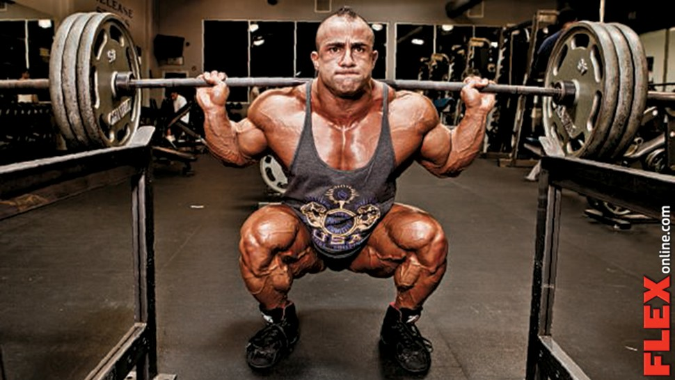 Size Secret #1: High Reps for Big Legs