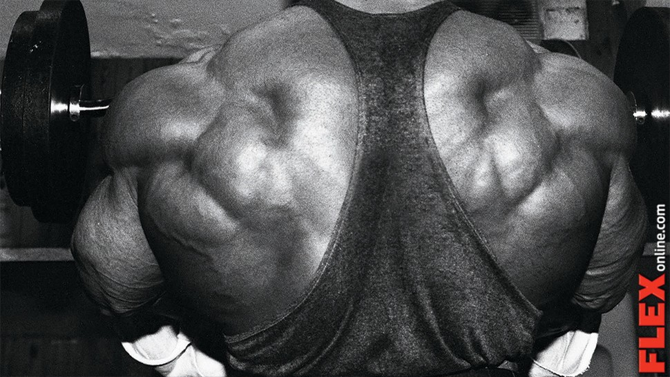 Legendary Backs Dorian Yates Muscle Fitness