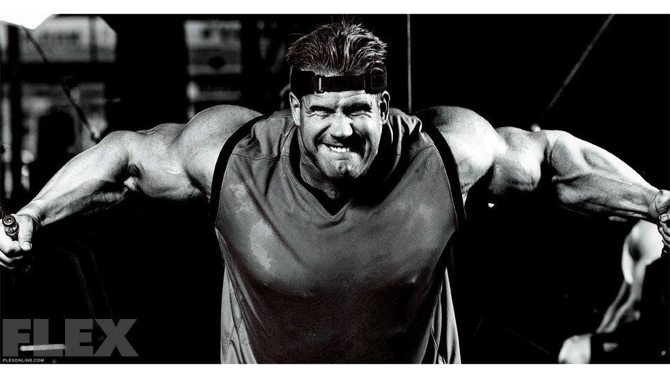 Jay Cutler's Chest Workout for Massive Pecs