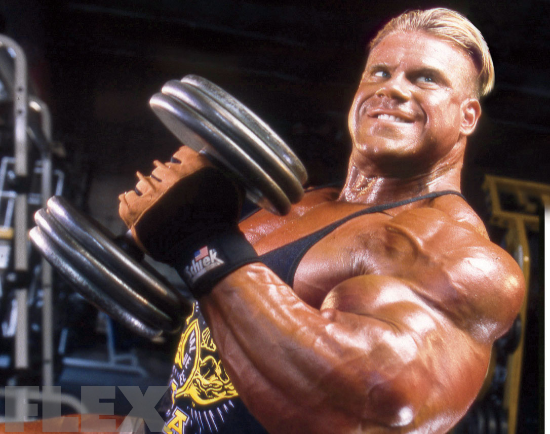 Ask Jay Cutler Why Are Big Forearms A Benefit In The Gym