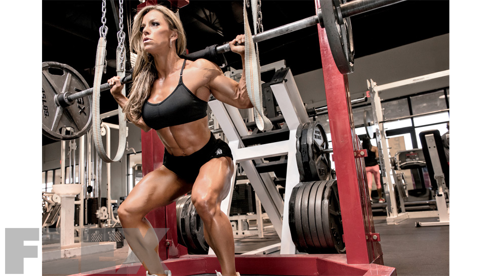 Juliana Malacarne: She's Got Legs