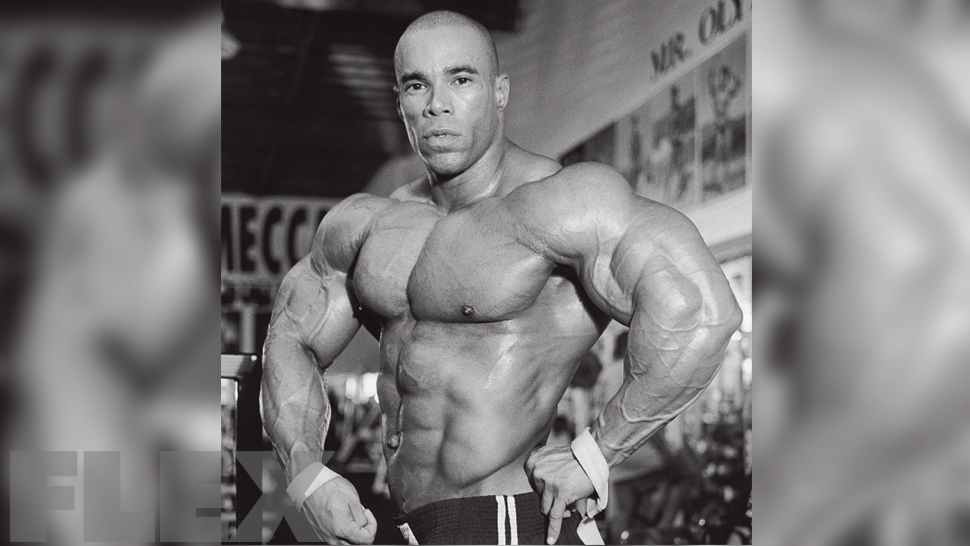 The Legendary Triceps of Kevin Levrone