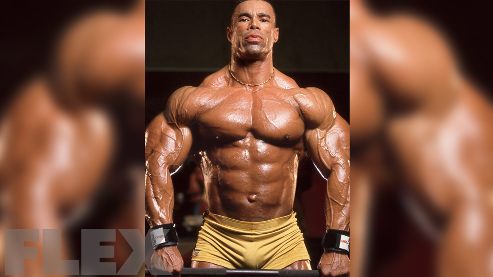 Kevin Levrone's Remarkable Bodybuilding Career