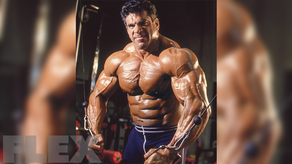 lou ferrigno s 10 step guide to monster mass muscle fitness
