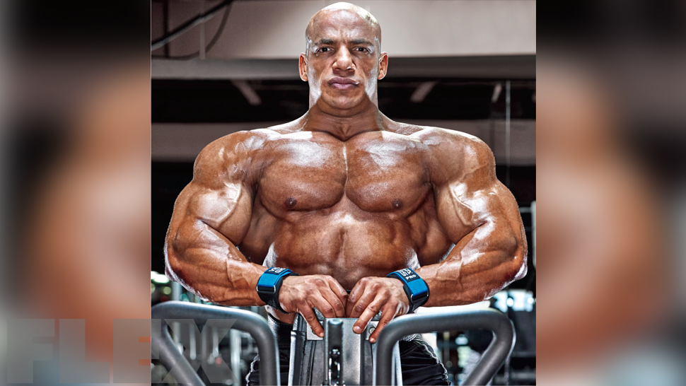 How Big Ramy Built His Ridiculously Thick Wide Back