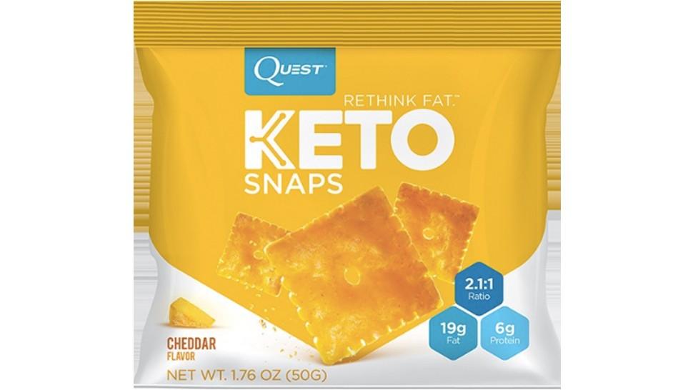 Quest Keto Snacks: The Ketogenic Diet's New Secret Weapon ...