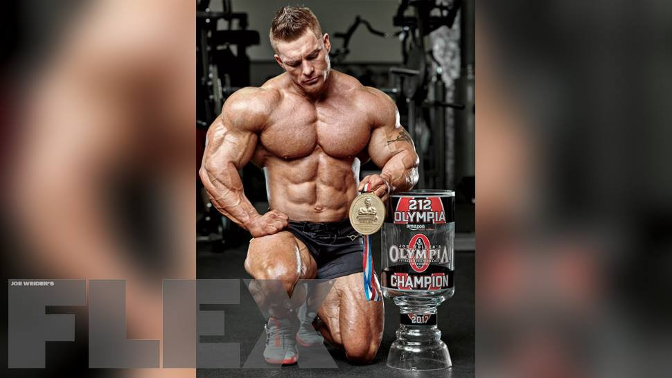 Flex Lewis Makes Major 2018 Olympia Announcement