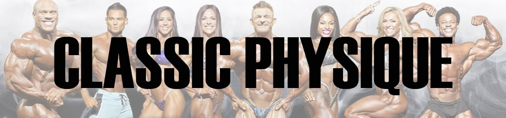 2018 Olympia Classic Physique Call Out Report