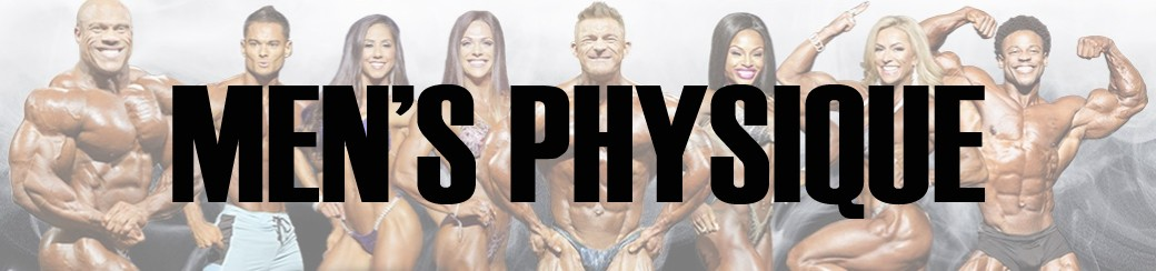 2018 Olympia Men's Physique Call Out Report